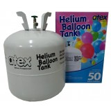 Atex Helium Gas Tank (Disposable)
