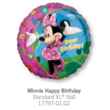 Minnie Happy Birthday